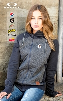OAKLEY Ladies Sundown Hoodie