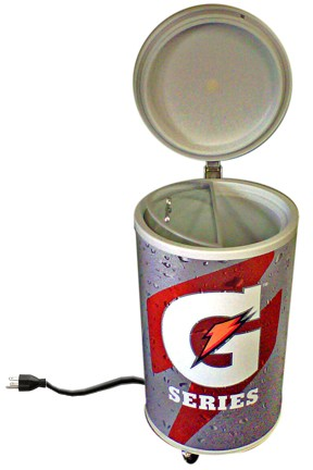 Gatorade Series Cooler Fridge on Wheels - G Series