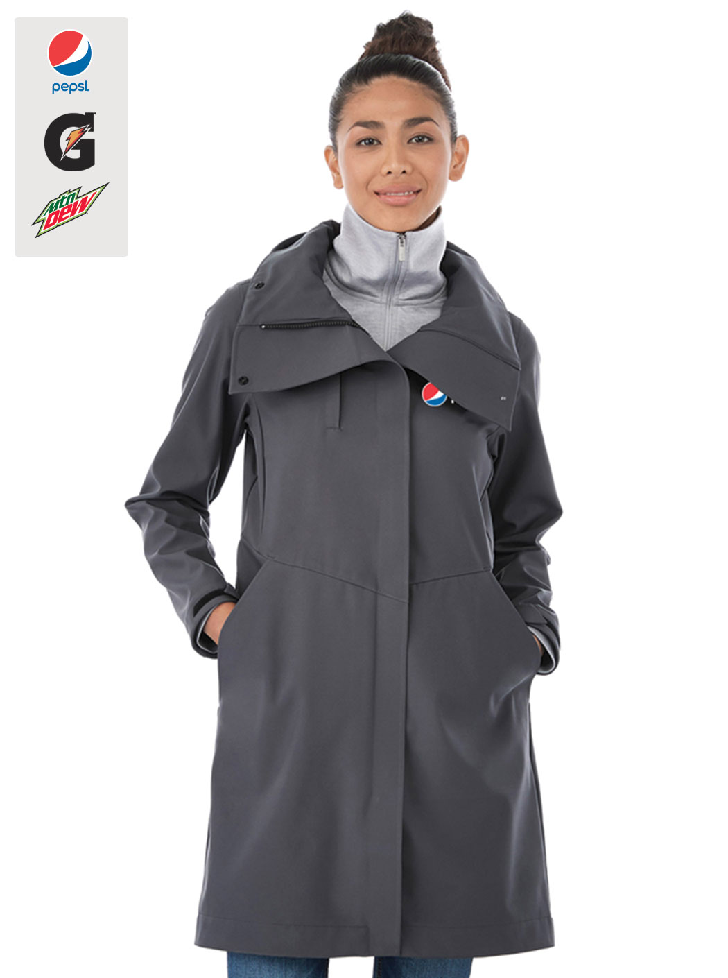 Ladies Manhattan Softshell Jacket