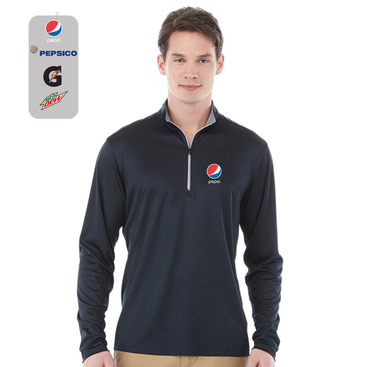 Men's Vega Tech Half Zip