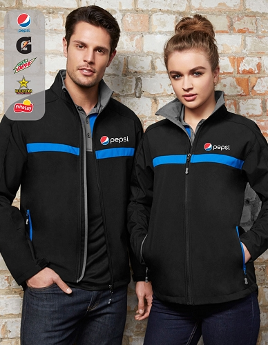 Unisex Charger Softshell Jacket
