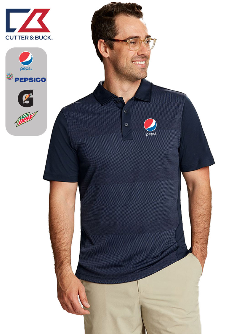 Cutter & Buck Men's Crescent Polo