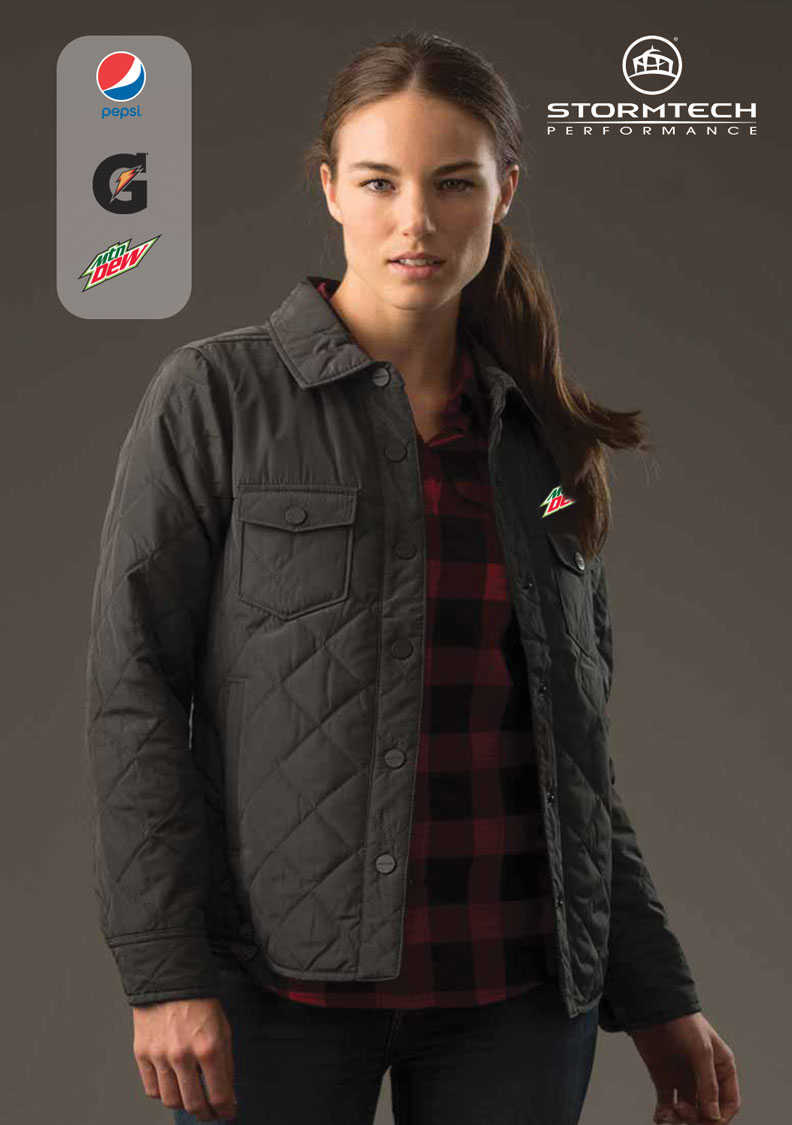STORMTECH Ladies' Diamondback Jacket