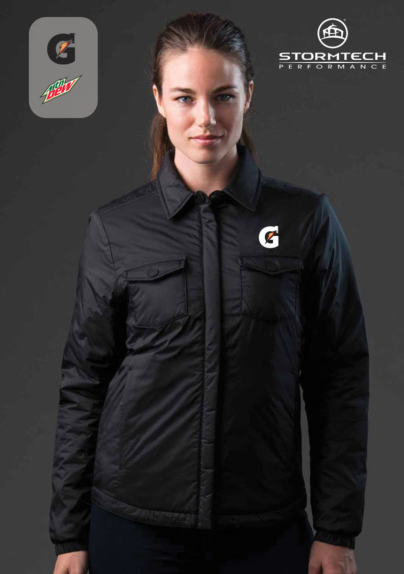 STORMTECH Women's Jupiter Thermal Jacket