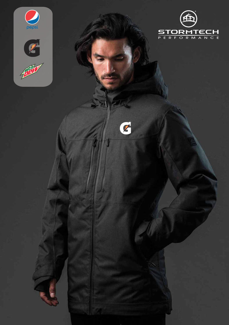 STORMTECH Men's Polar Vortex Jacket