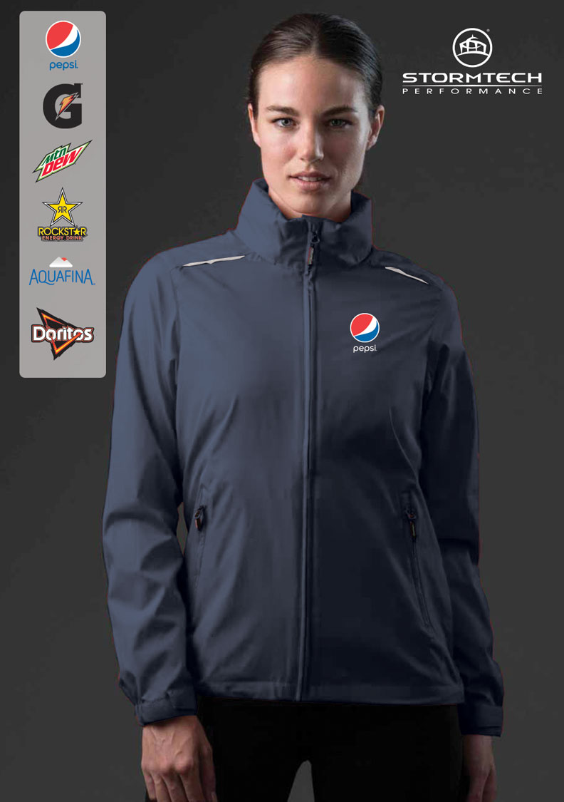 Women's Nautilus Performance Shell Jacket