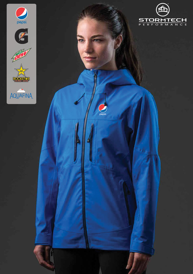Stormtech Women's Synthesis Stormshell Jacket