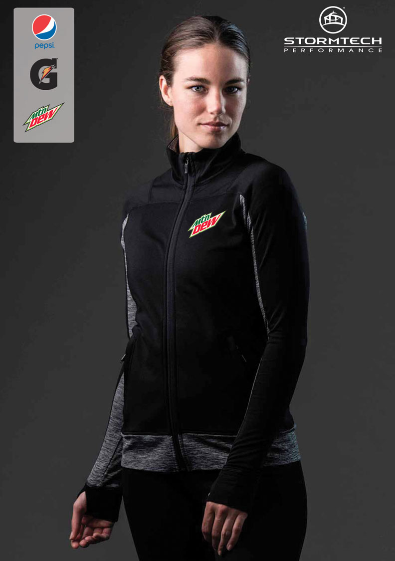 Stormtech Women's Lotus Full Zip Shell Jacket