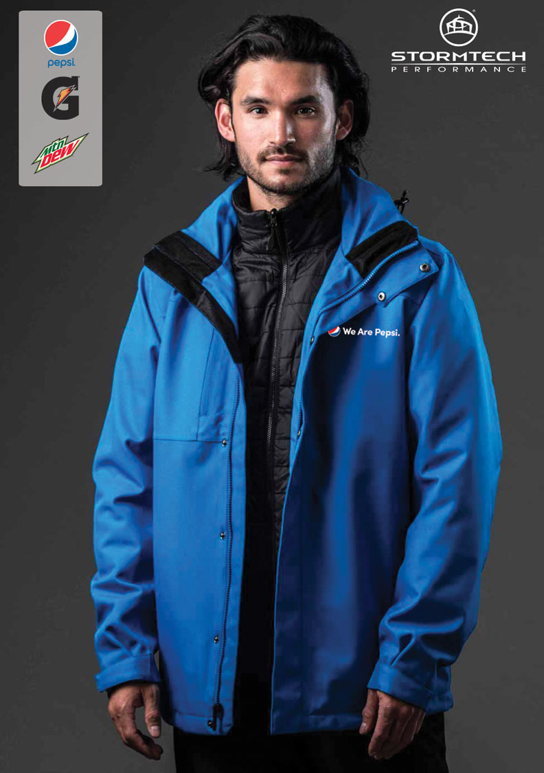 Stormtech Men's Avalanche System Jacket
