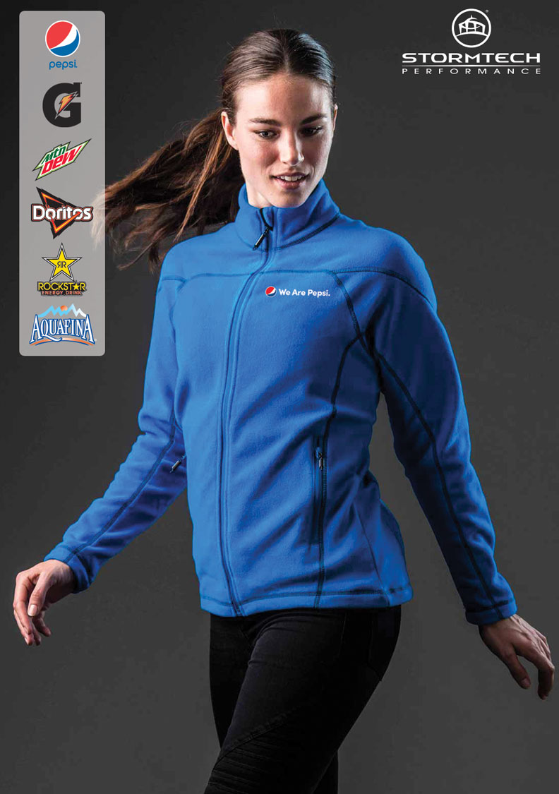 Stormtech Women's Reactor Fleece Shell Jacket