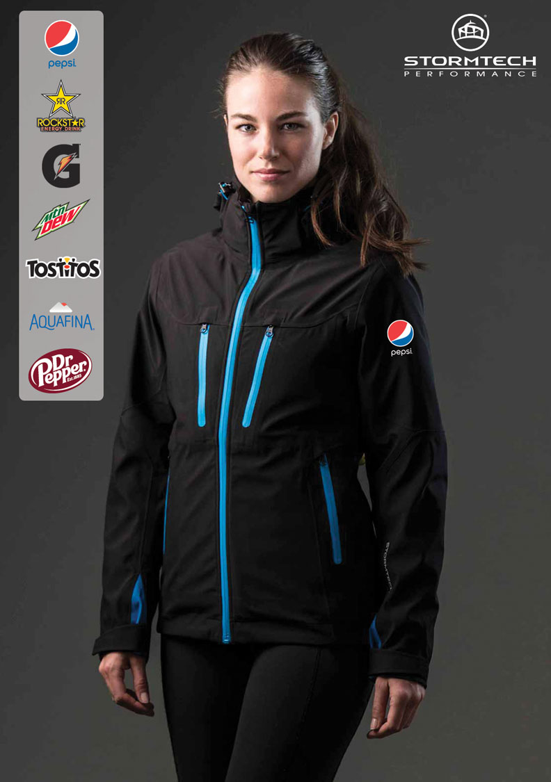Stormtech Women's Matrix System Jacket Jacket