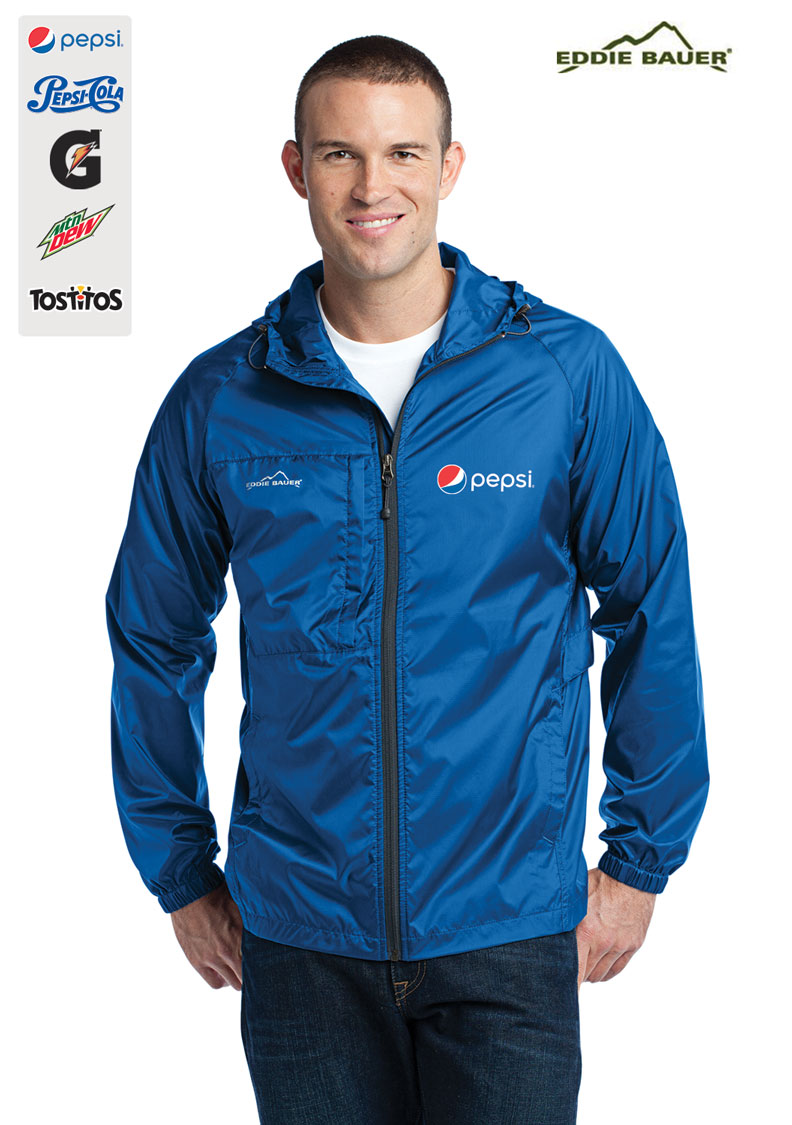 Eddie Bauer® - Packable Wind Jacket.....Please Login To see our Special Pricing