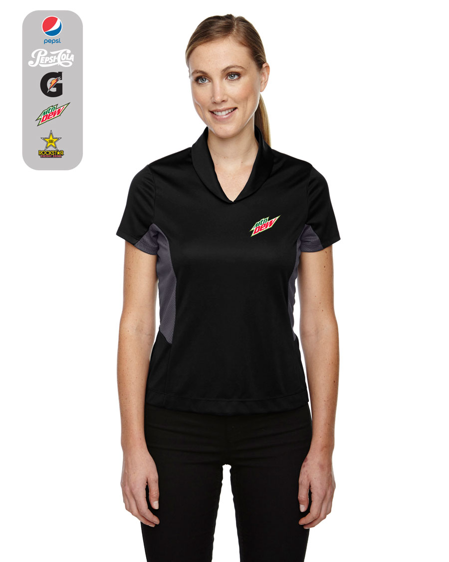 Ladies' Rotate UTK cool logik™ Quick Dry Performance Polo