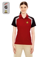 Extreme Ladies' Edry® Colorblock Polo