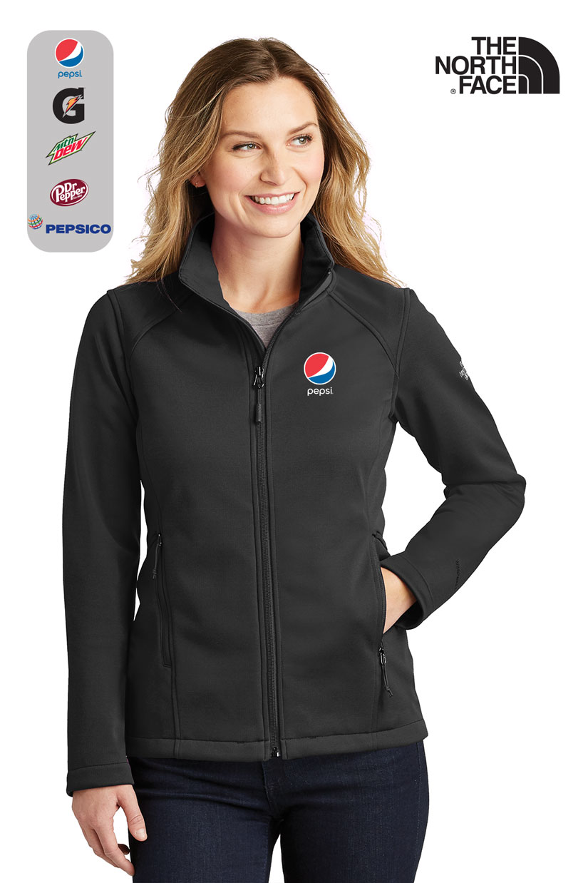 THE NORTH FACE® Ladies's Ridgeline Soft Shell Jacket......Please Login To see our very Special Pricing