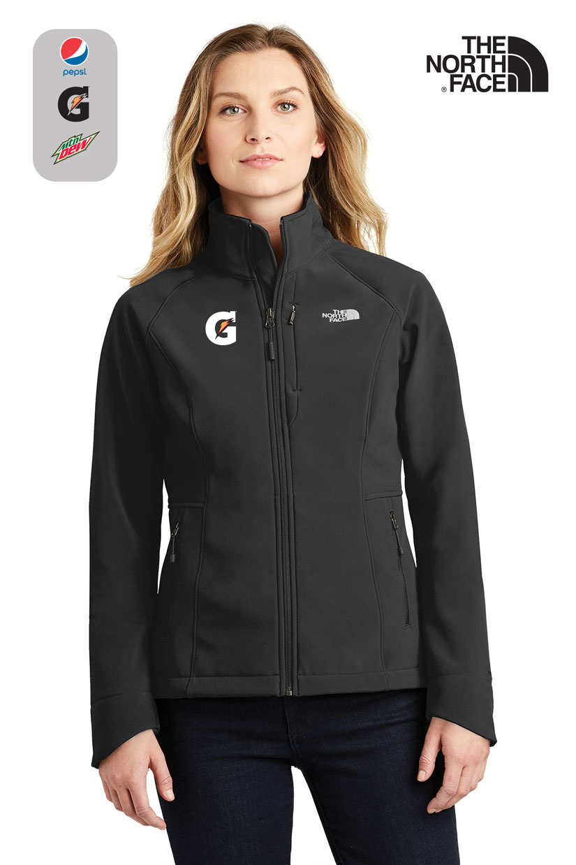 ca371da30 The North Face® Ladies Apex Barrier Soft Shell Jacket