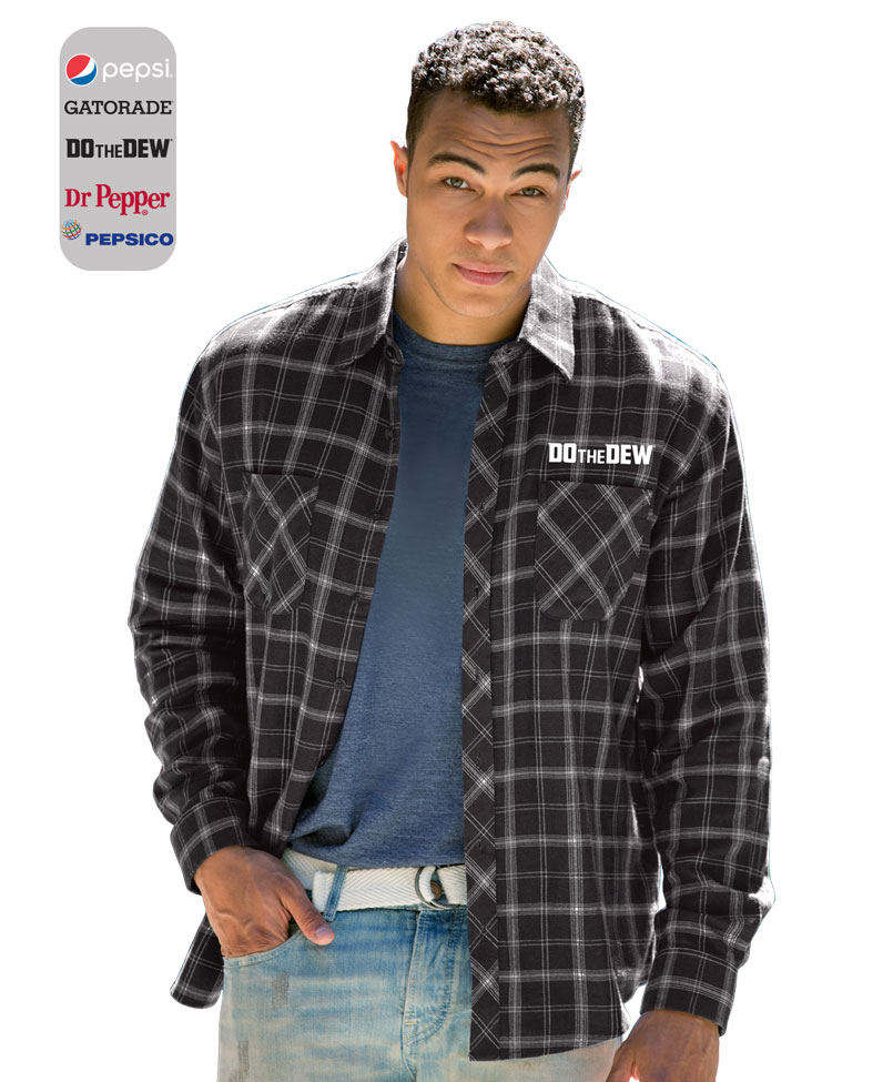 Men's Brewer Flannel Shirt......Please Login To see our very Special Pricing