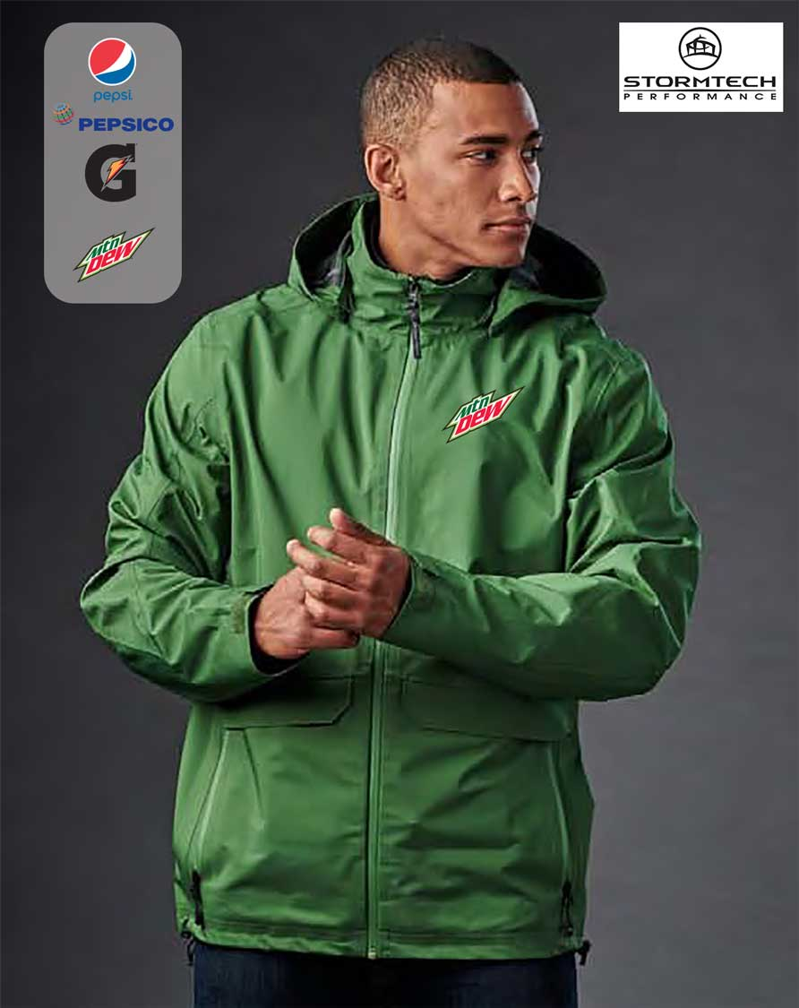 Men's Mission Technical Shell Jacket