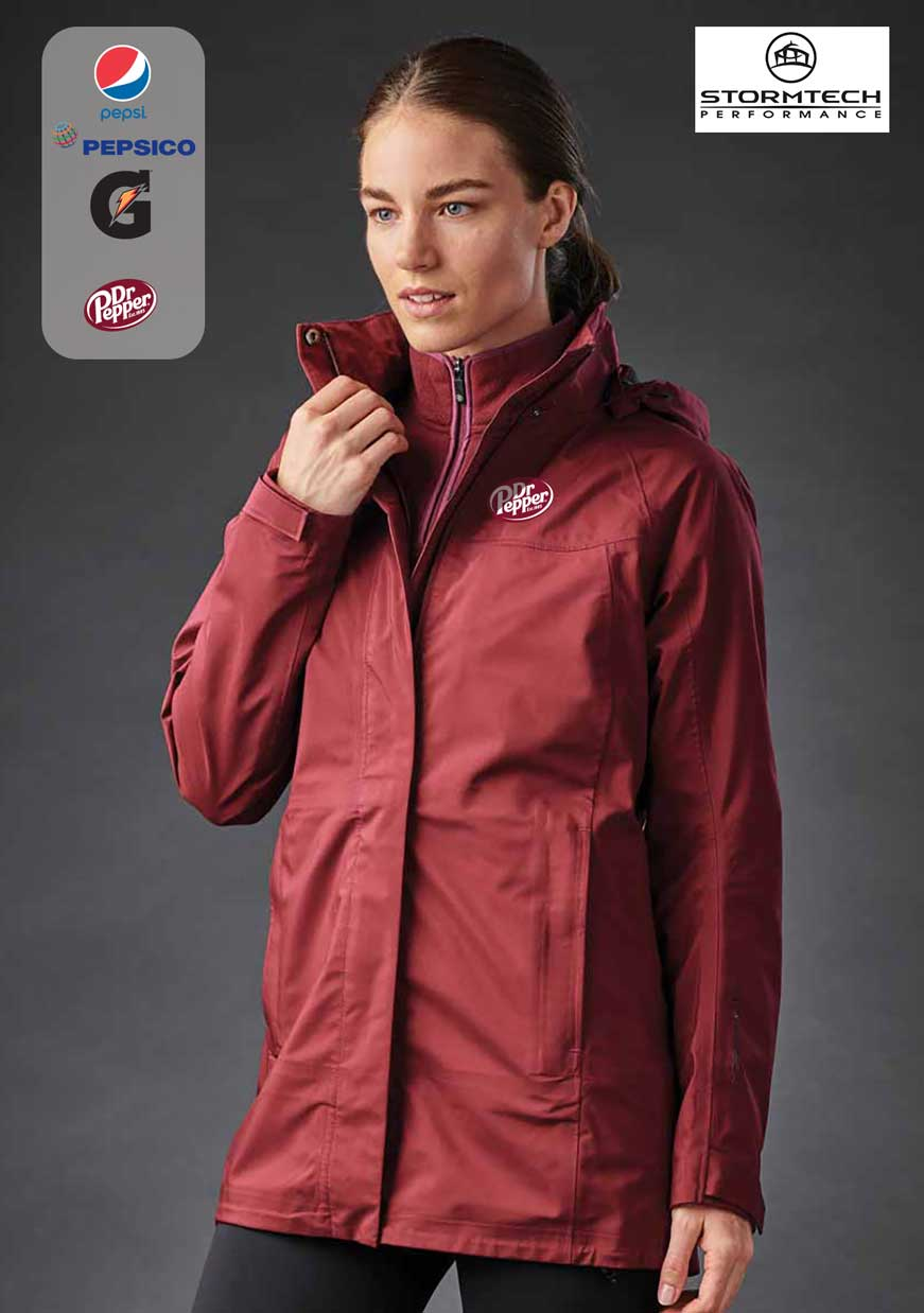Women's Mission Technical Shell Jacket