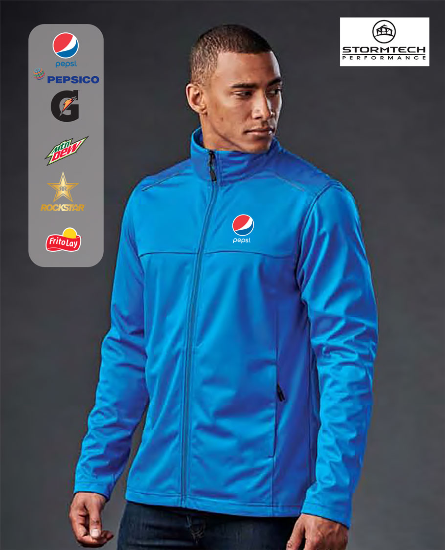 Men's Greenwich Lightweight Softshell Jacket