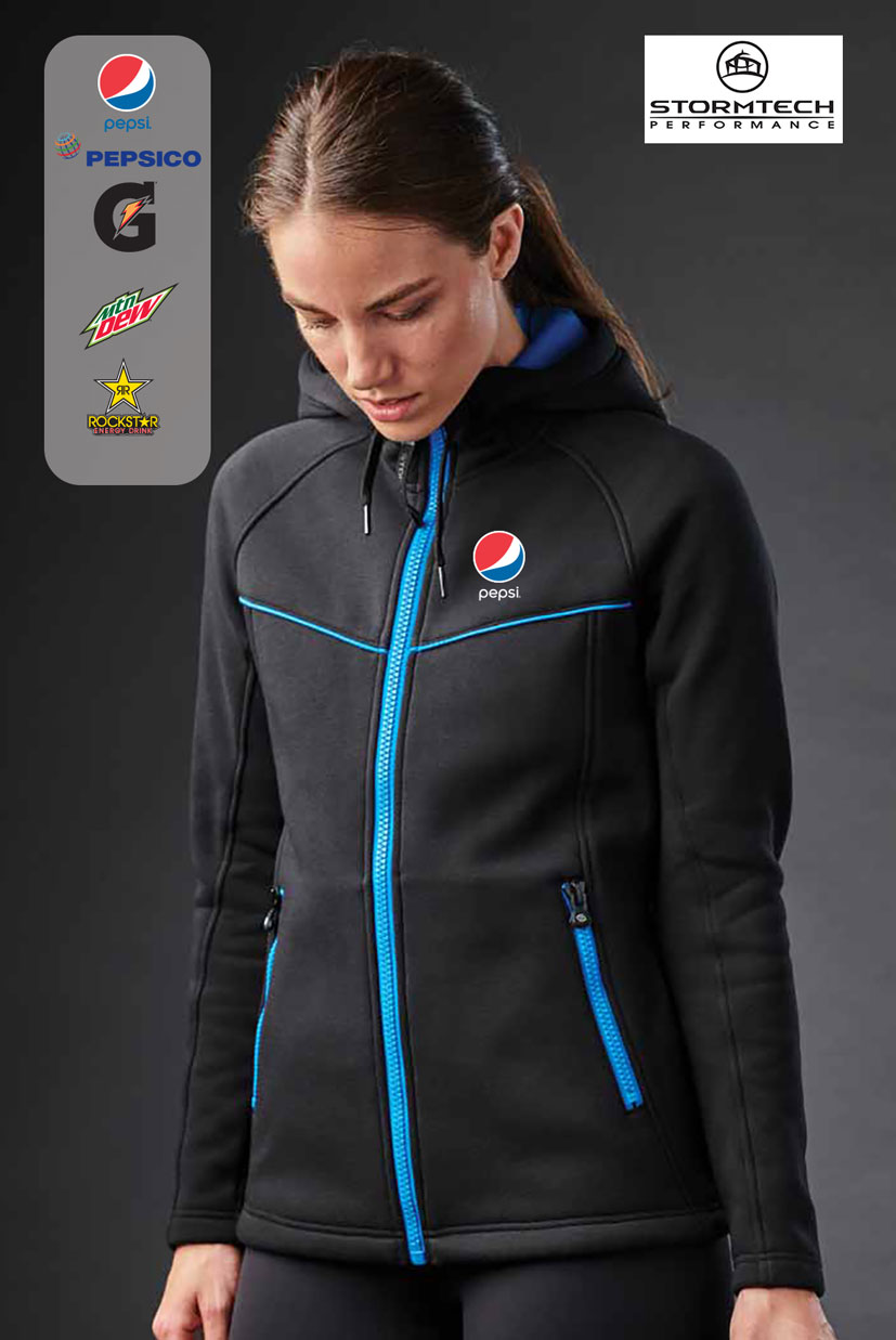 Women's Logan Performance Hoody