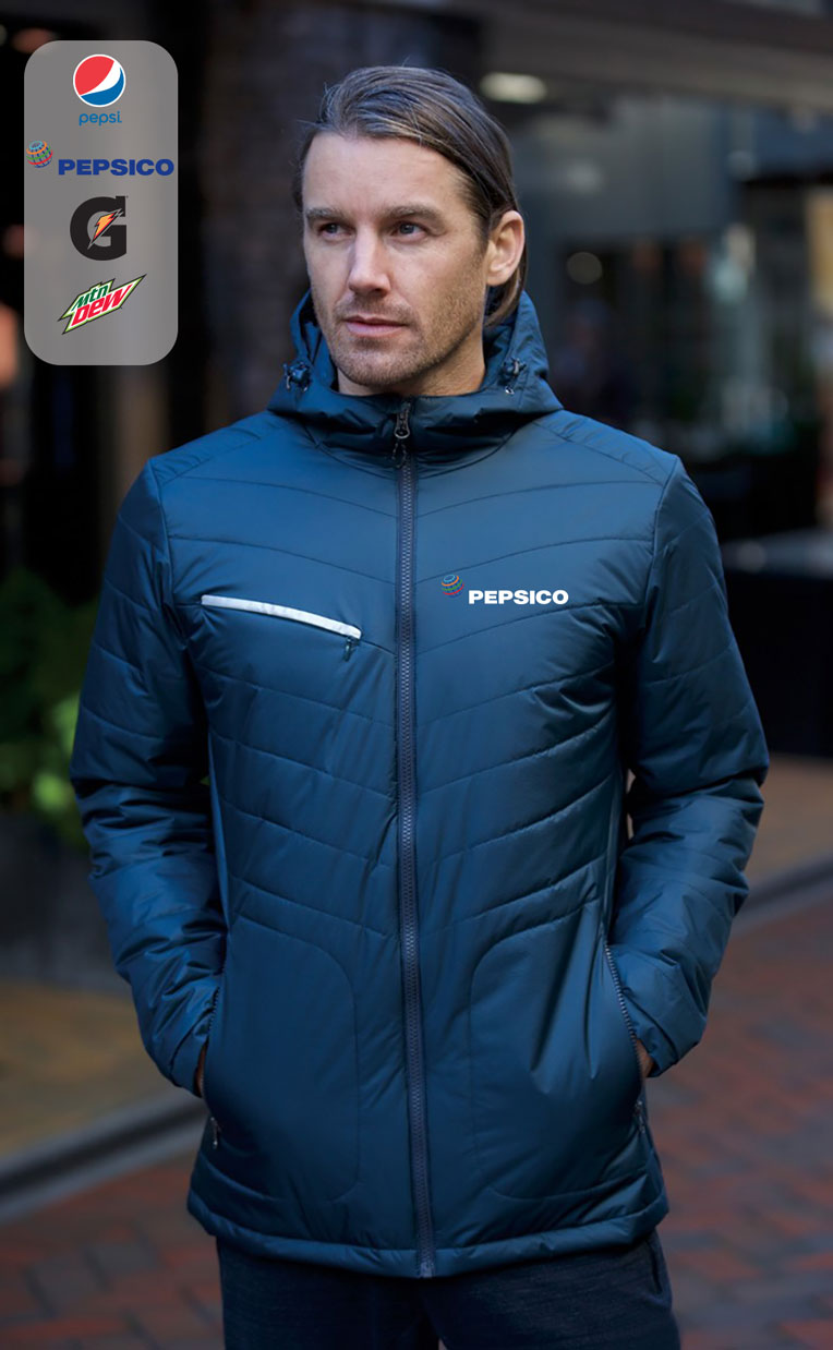 New Premium Collection Men's Urban Insulated Puffer Jacket