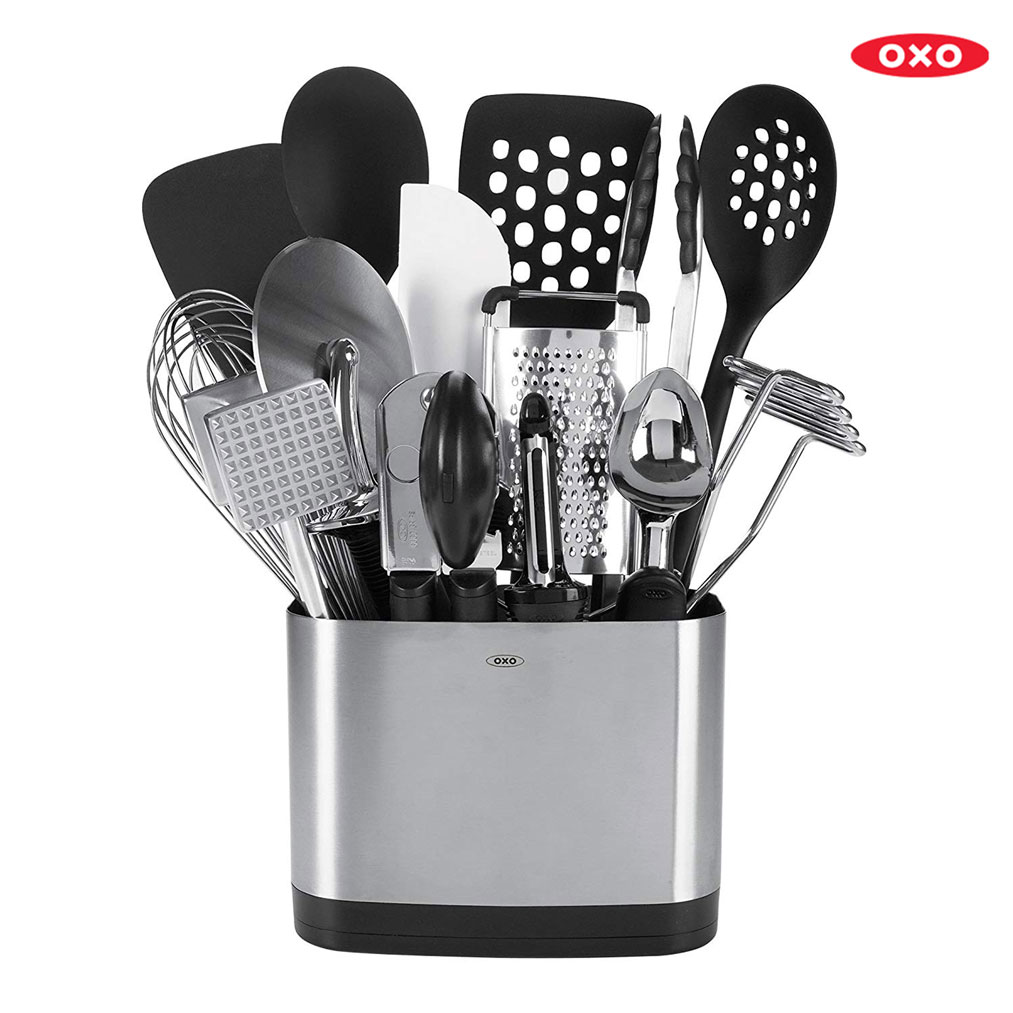 OXO 15 Piece Everyday Kitchen Tool Set