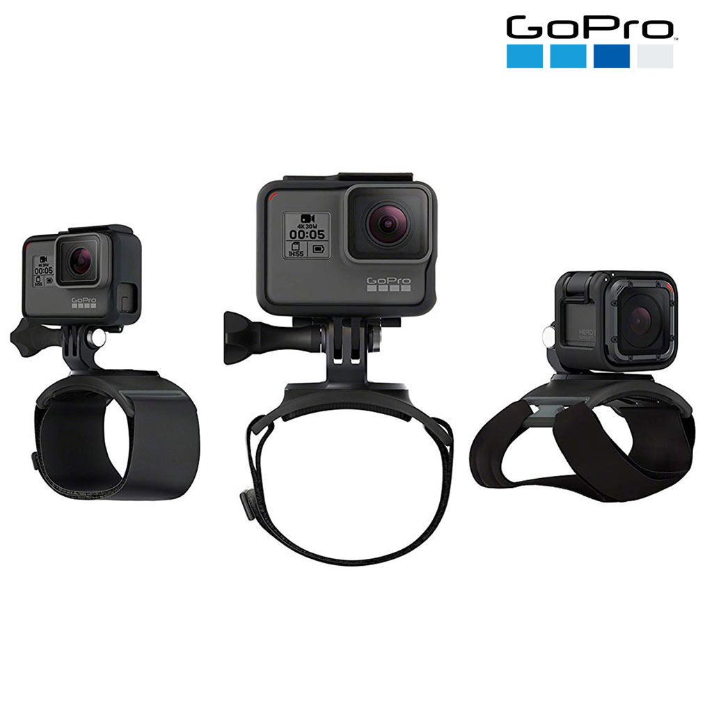 GOPRO Camera The Strap, Hand, Wrist, Arm, Leg Mount