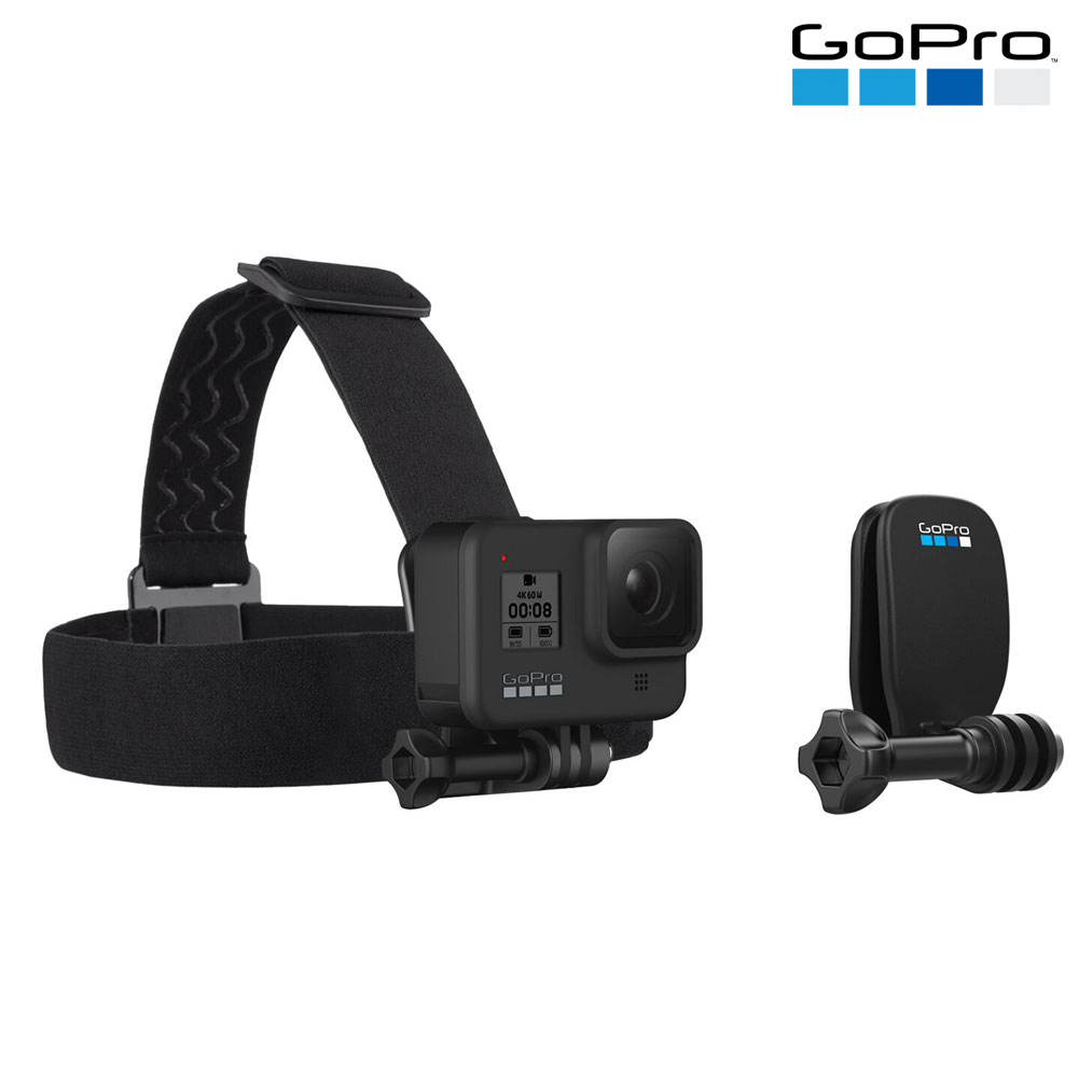 GOPRO Headstrap/Quick Clip