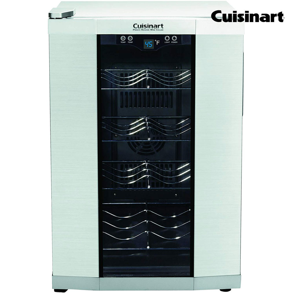 CUISINART 8 Bottle Private Reserve Wine Cellar