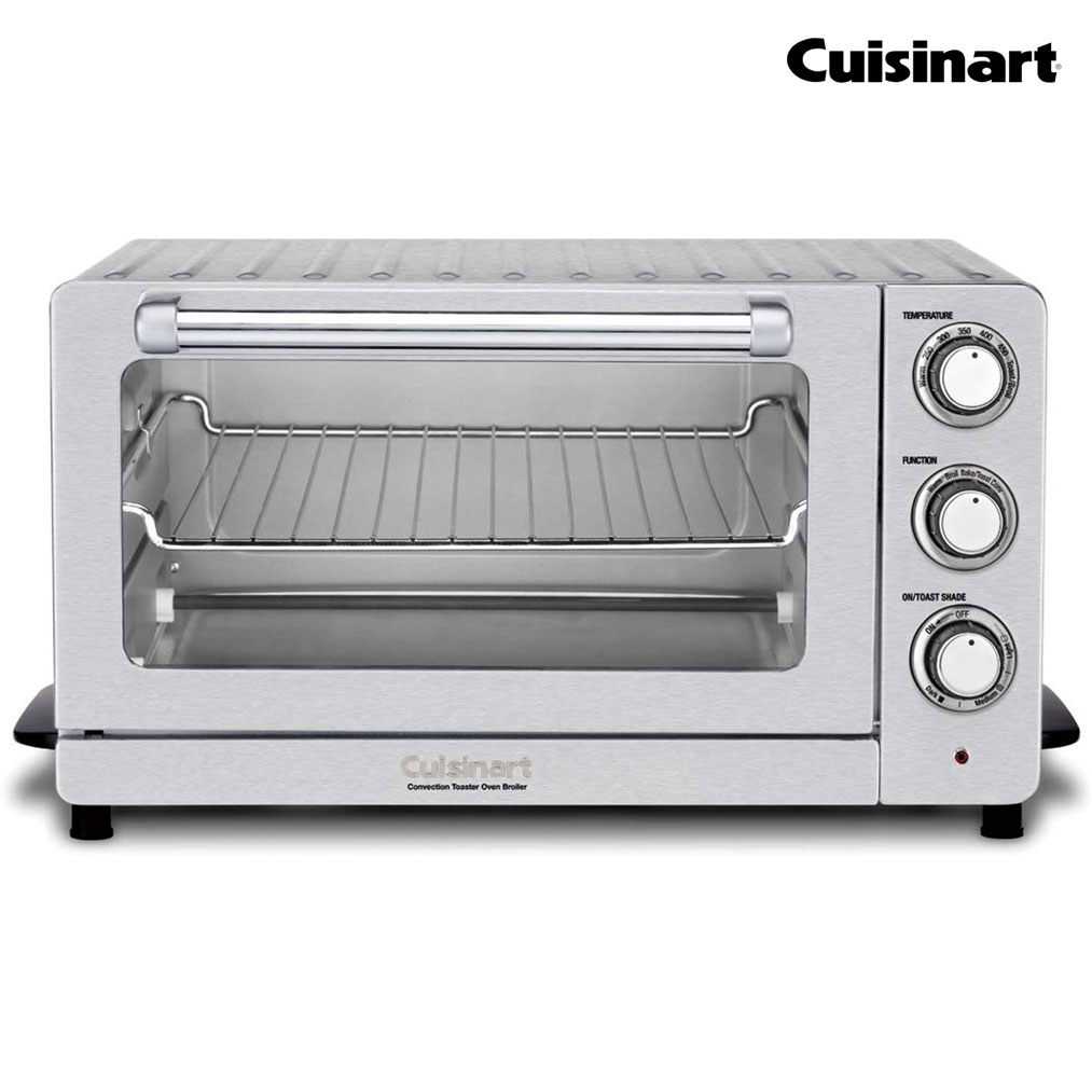 CUISINART Counter Pro Convection Toaster Oven Broiler