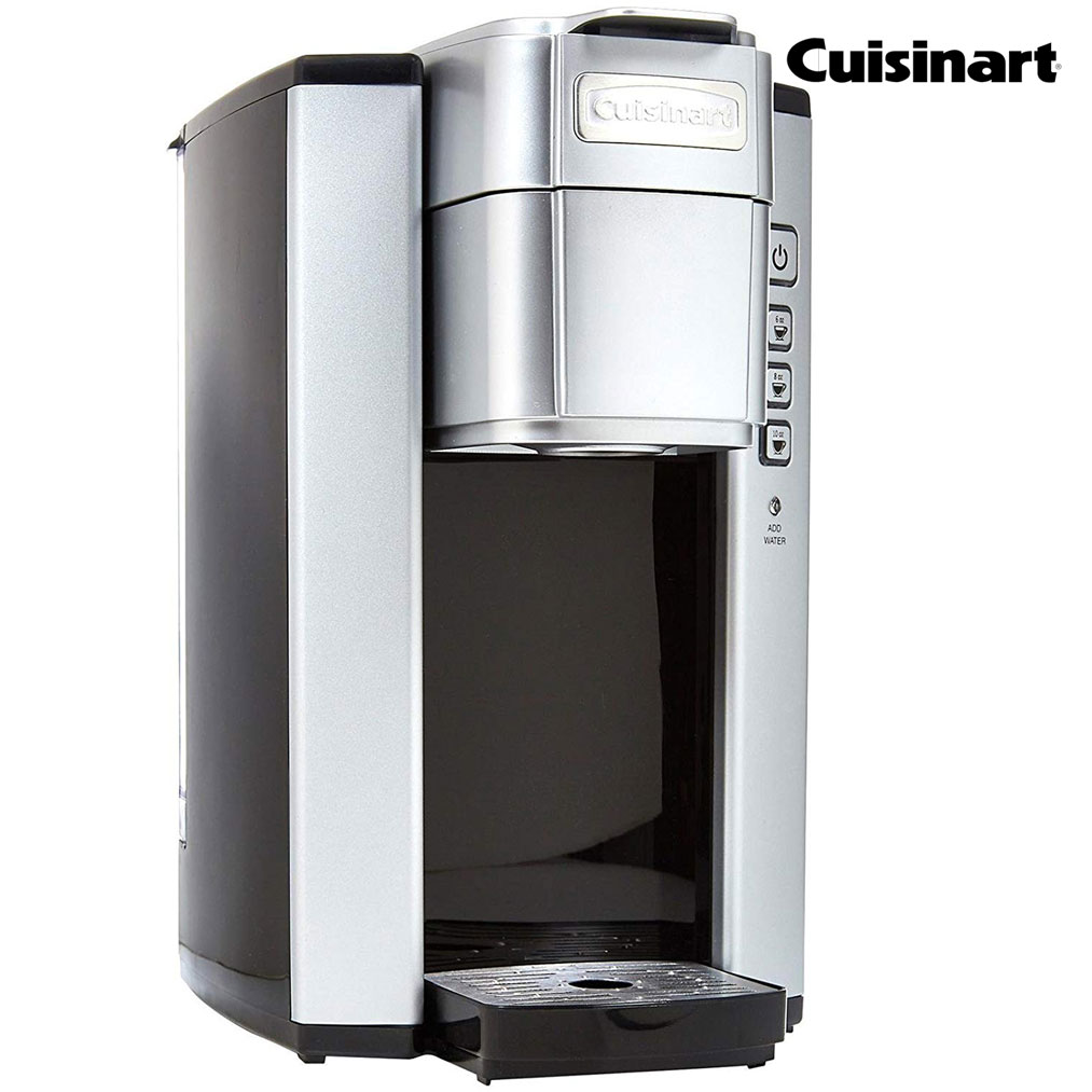 CUISINART Compact Single Serve Coffeemaker