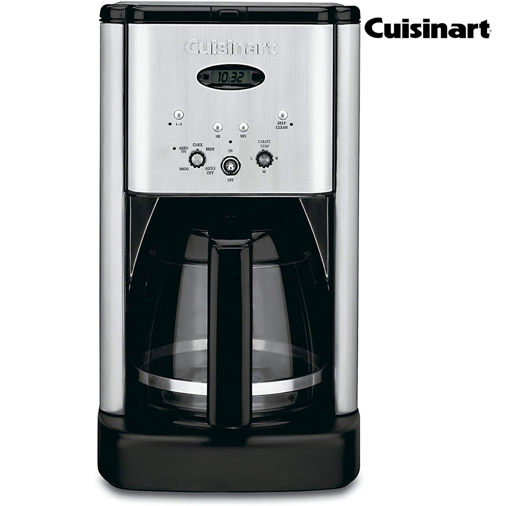 CUISINART Brew Central 12 Cup Coffeemaker