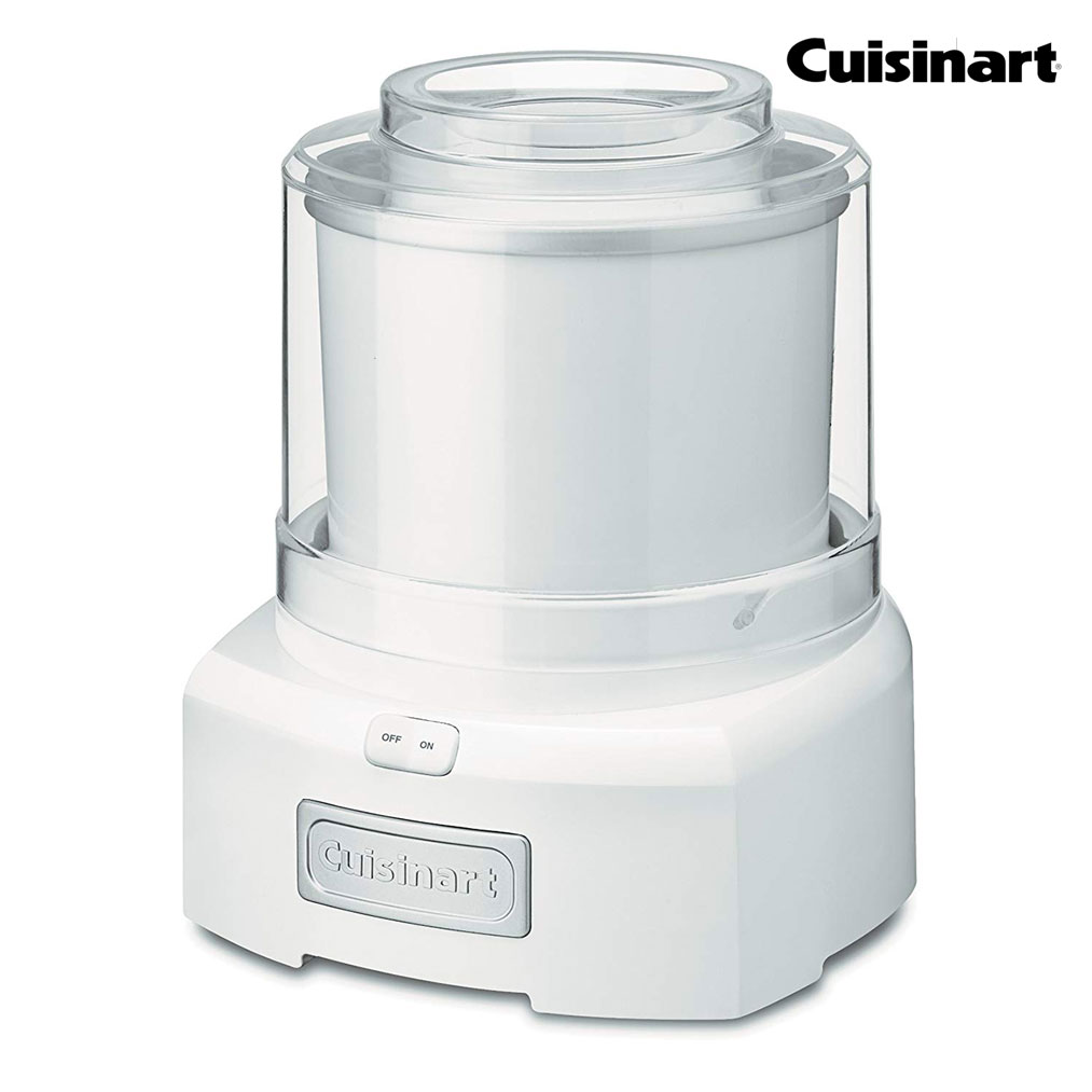 CUISINART Ice Cream Maker- White