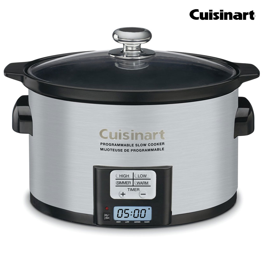 CUISINART Programmable Slow Cooker