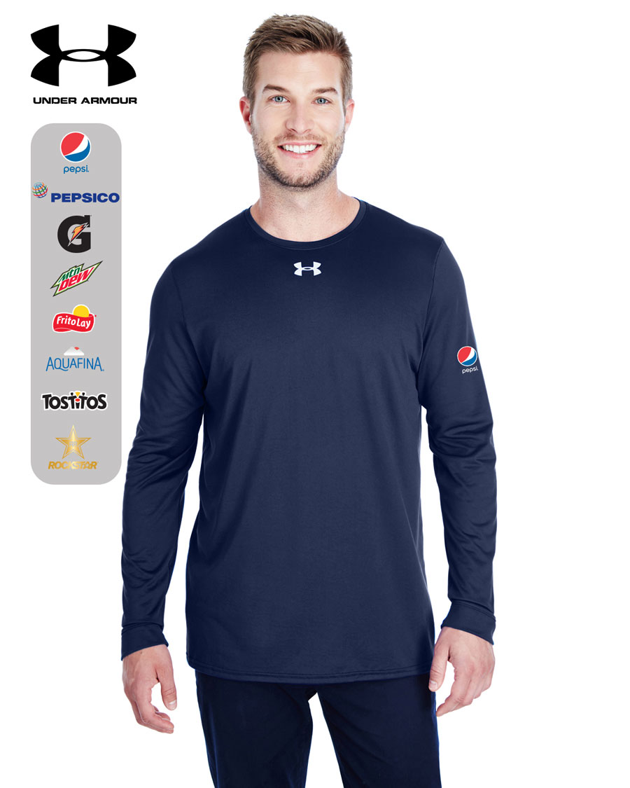 Under Armour Men's Long-Sleeve Locker T-Shirt 2.0