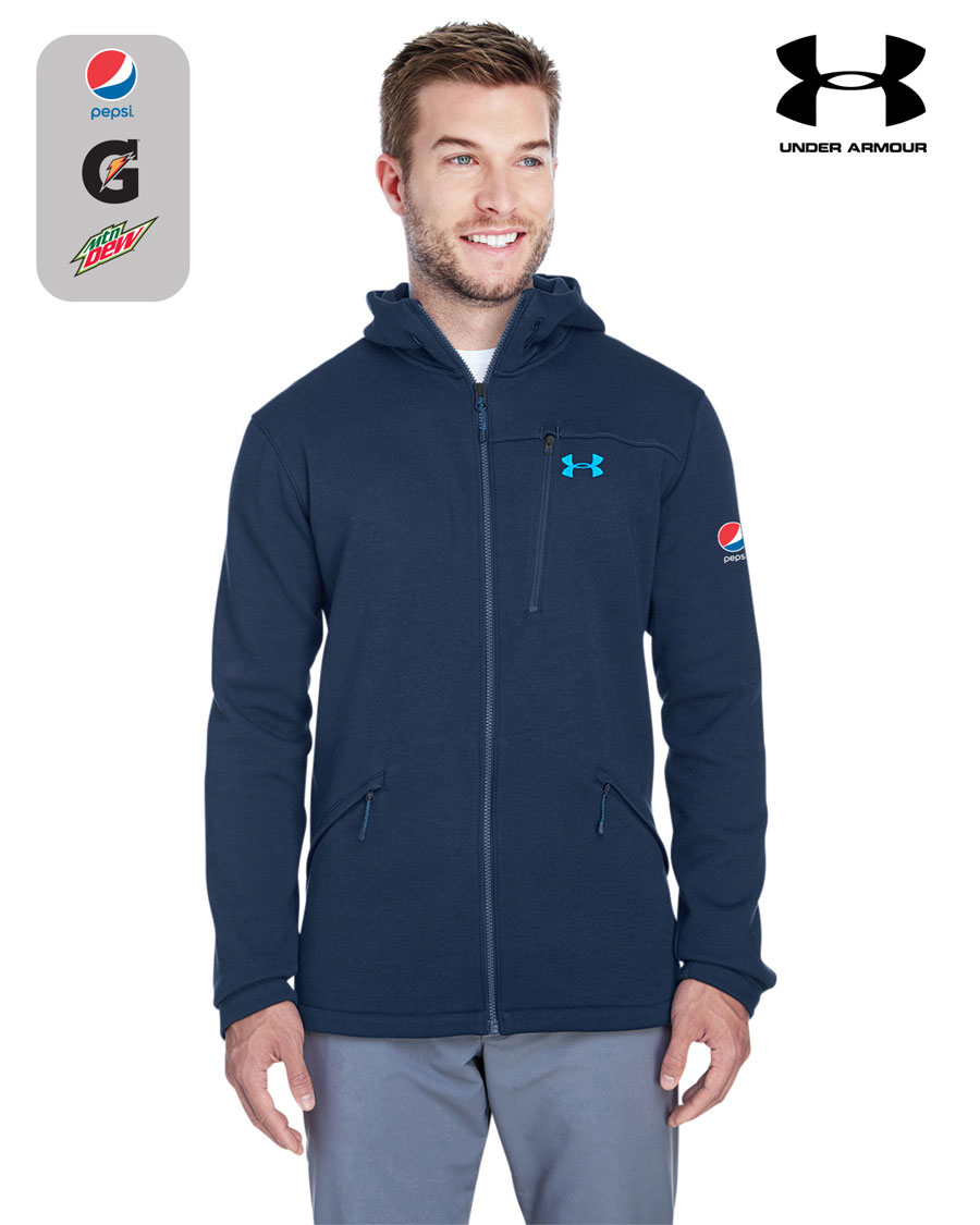 Under Armour Men's Seeker Hoodie Jacket