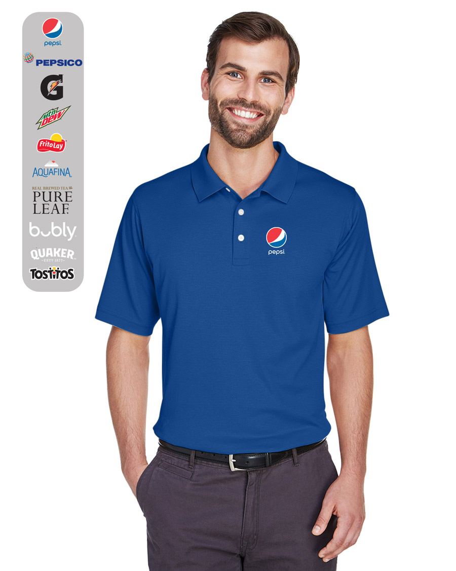 Men's Pima-Tech™ Jet Piqué Polo