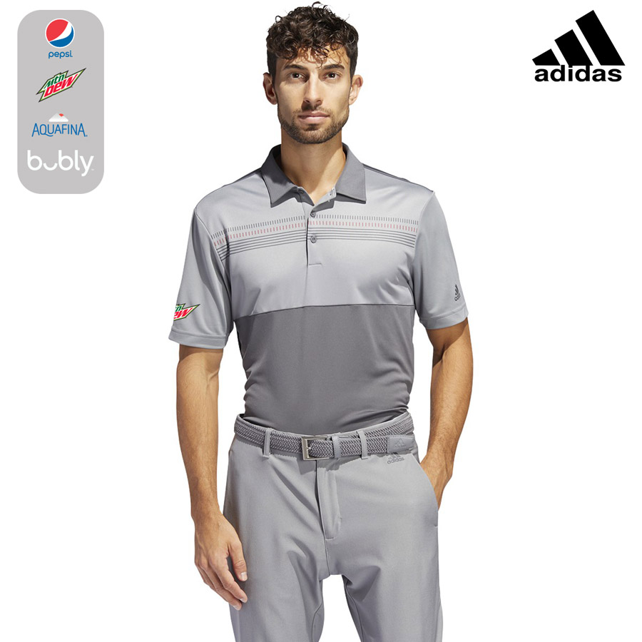 Adidas Men's Colour Block Basic Polo