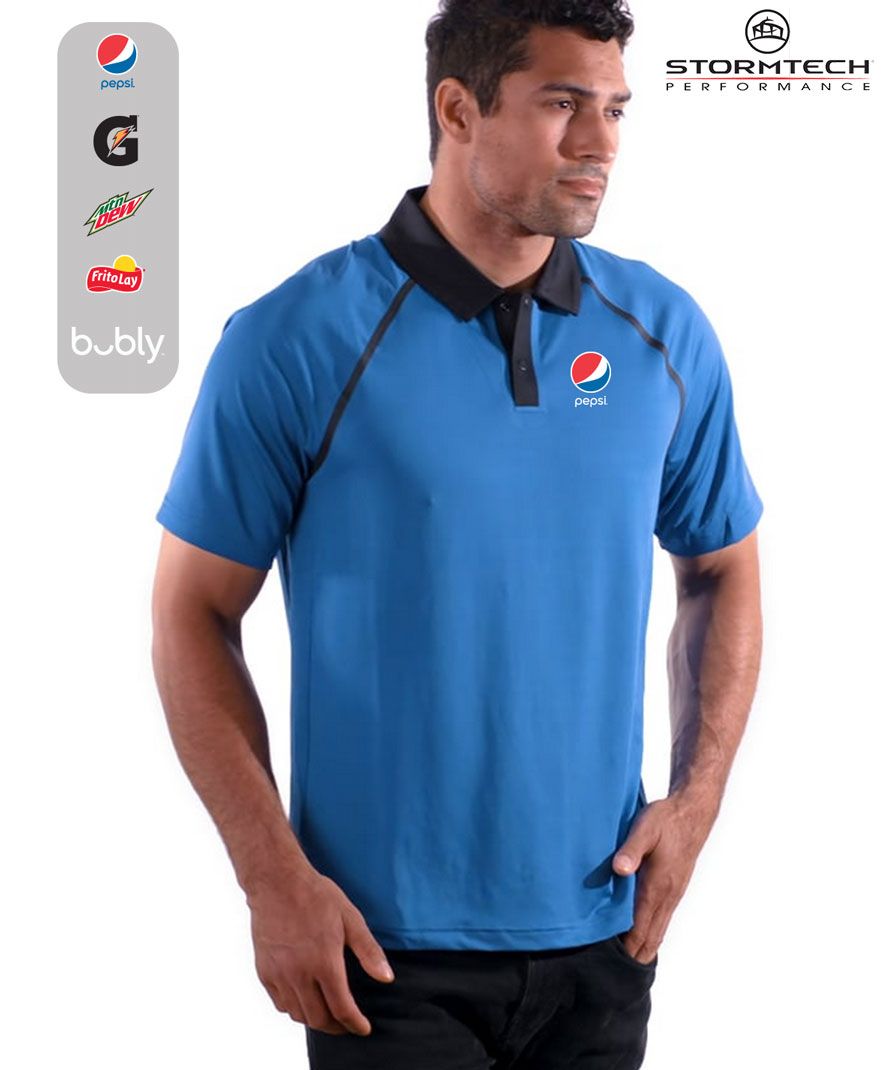 Men's Stormtech Neutrino Technical Polo