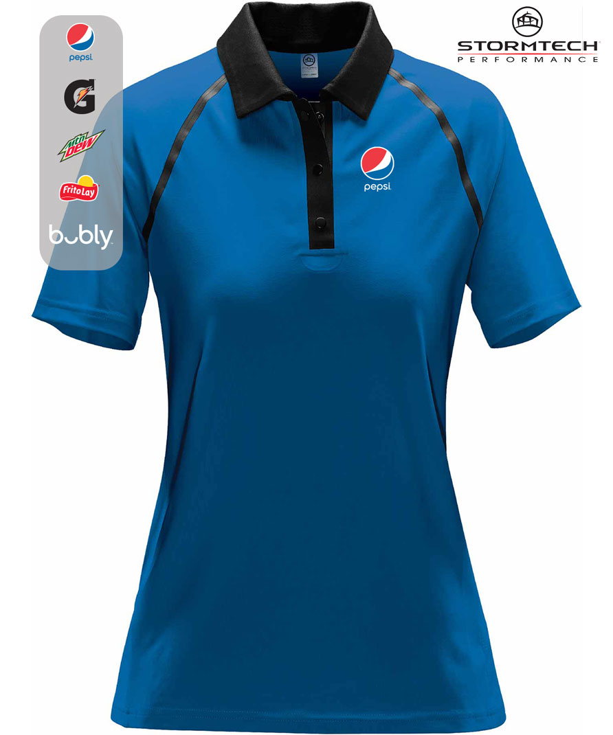 Women's Stormtech Neutrino Technical Polo