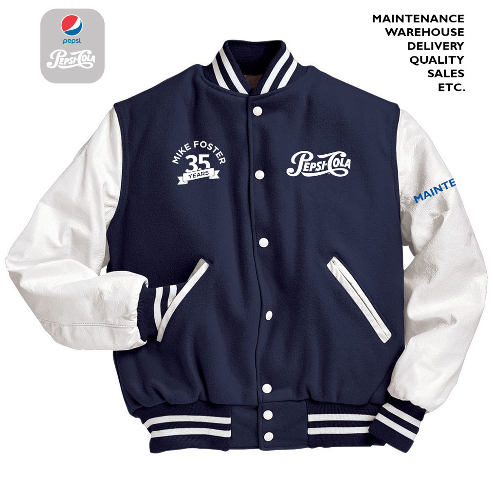 Adult Varsity Jacket  - THE ANNIVERSARY JACKET COLLECTION