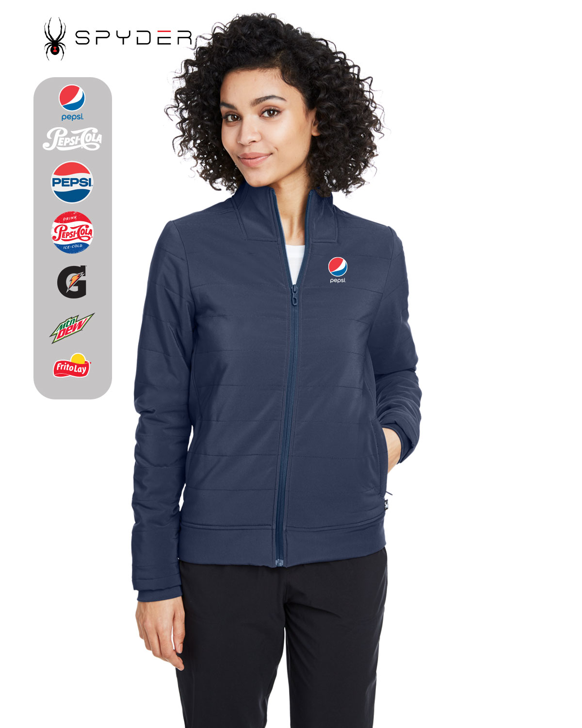 Spyder Ladies' Transit Jacket