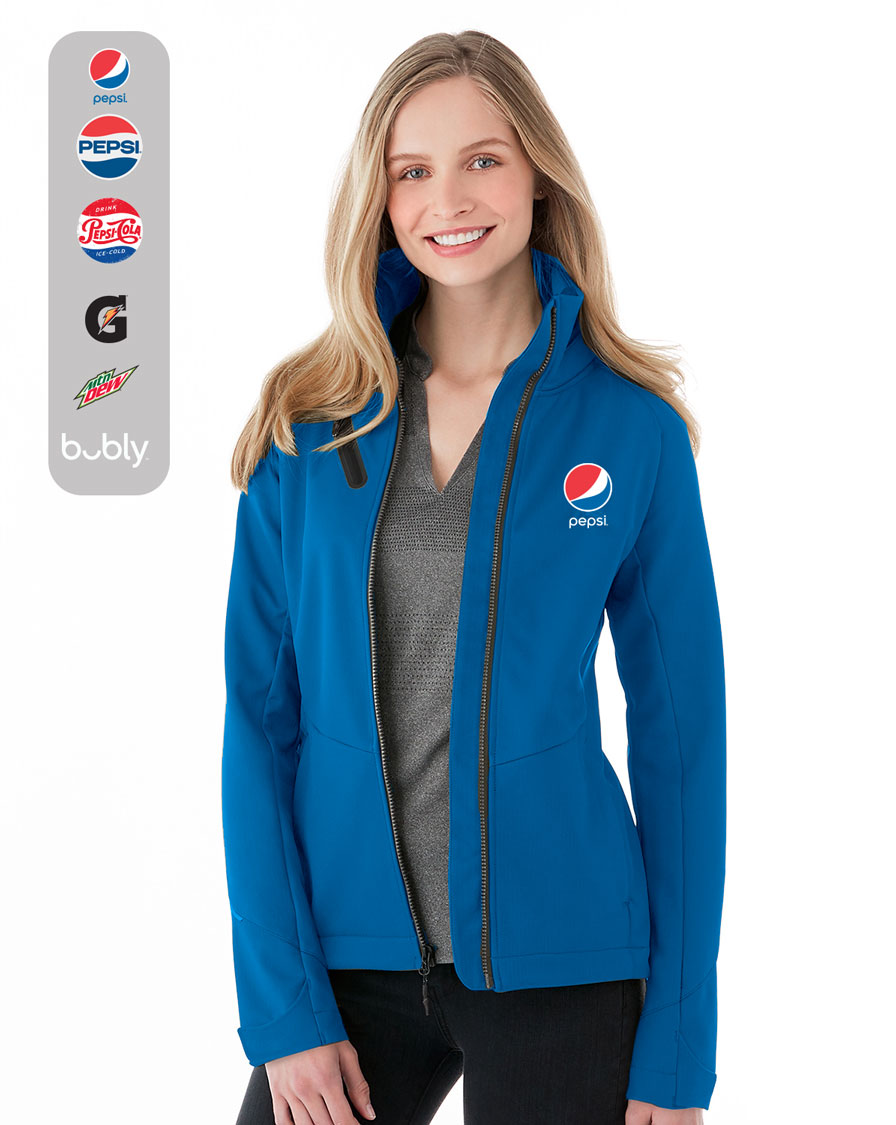 Women's PEYTO Softshell Jacket