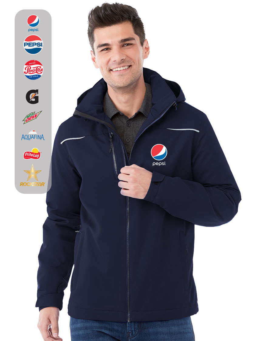 Men's COLTON Fleece Lined Jacket