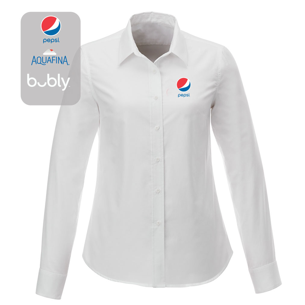 Women's IRVINE Oxford LS Shirt