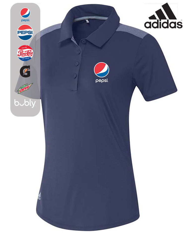 Adidas - Women's Ultimate Heathered Sport Shirt