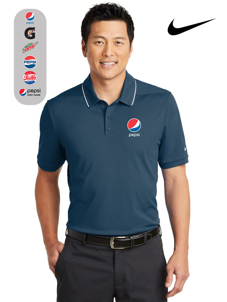 Nike Dri-FIT Edge Tipped Polo
