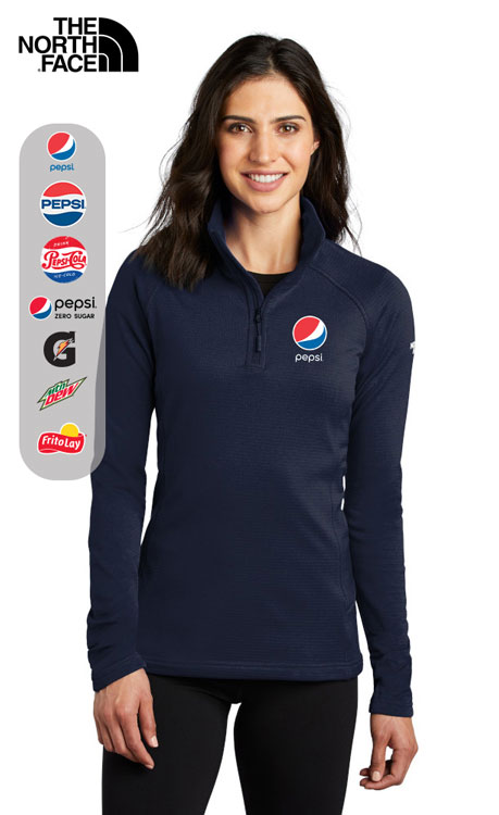 The North Face ® Ladies Mountain Peaks 1/4-Zip Fleece
