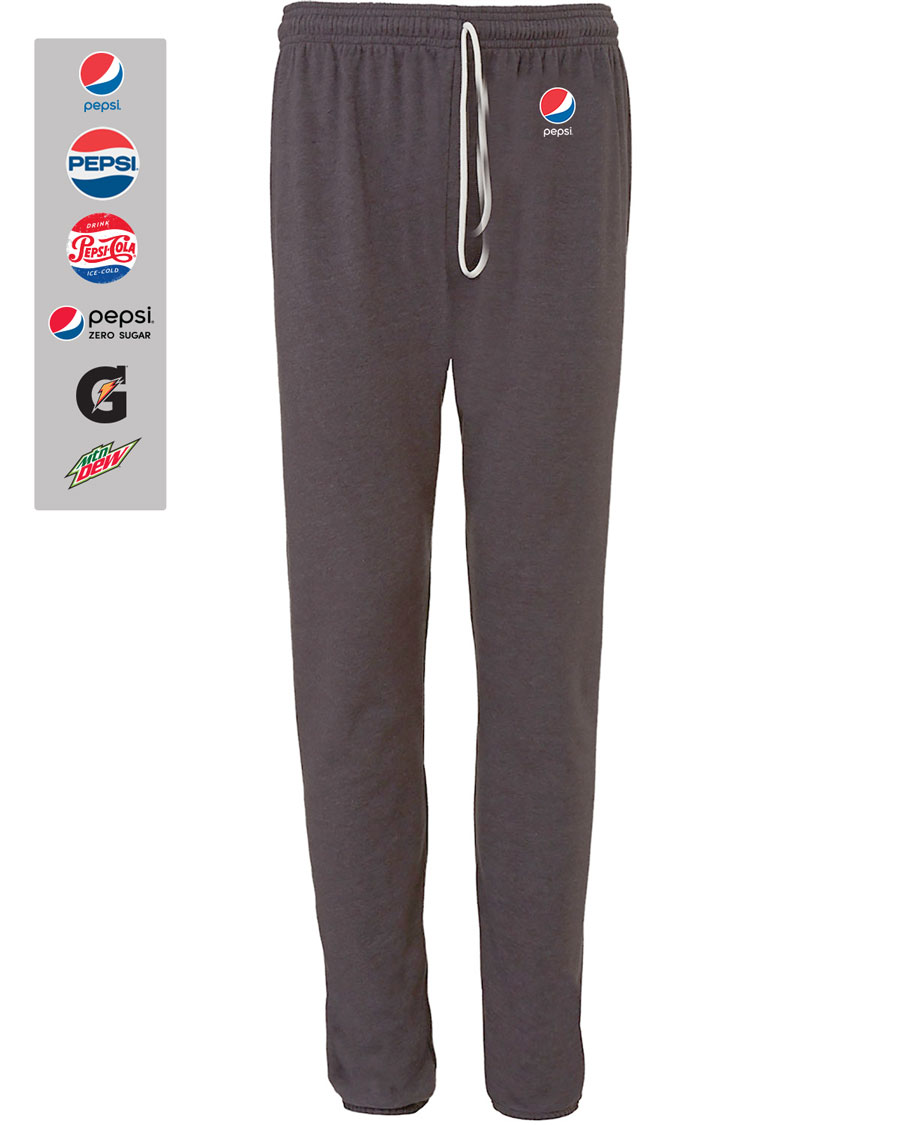 Bella + Canvas Unisex Sponge Fleece Long Scrunch Pant